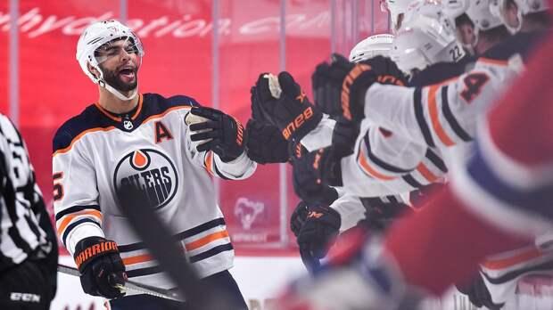 Защитник «Эдмонтона» Нерс отыграл 62 минуты в 4-й игре серии с «Джетс». Это 3-й результат в истории НХЛ