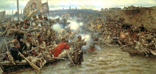Поход Ермака - начало геноцида русскими сибирских народов