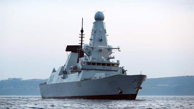 В Британии приравняли инцидент с эсминцем к высадке парашютистов в Крыму