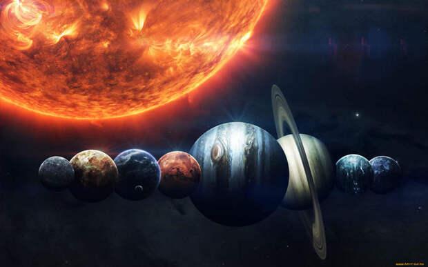 Космос нас уже не ждет