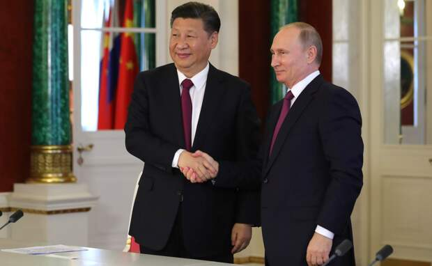 Путин и Си Цзиньпин примут участие в церемонии начала строительств атомного объекта в Китае