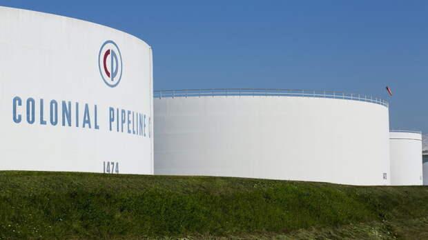 В США ввели режим региональной ЧС в связи с ситуацией с Colonial Pipeline