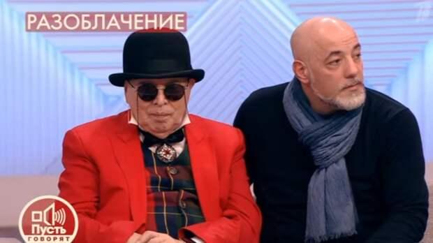 Тяжелобольной Вячеслав Зайцев ответил на слухи о конфликте с сыном