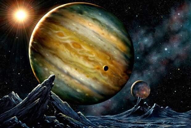 Юпитер – второе солнце нашей звёздной системы