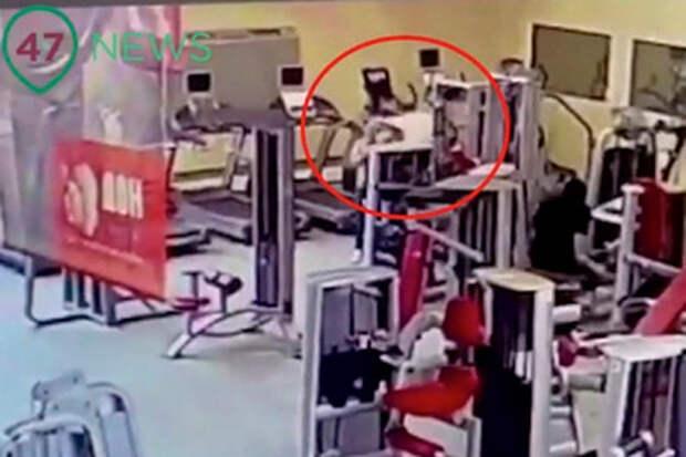 Момент убийства вора в законе Альберта Рыжего в Москве попал на видео