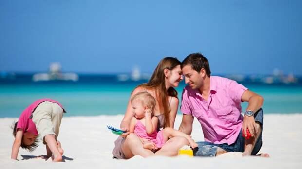 Лучшие пляжные игры для всей семьи!