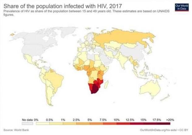 ВИЧ — нулевой пациент мировой пандемии (18 фото)