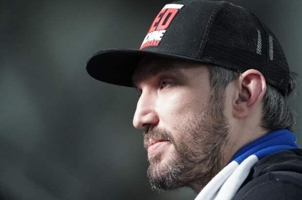 Хоккеист Овечкин готовится к защите кандидатской диссертации