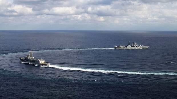 Пентагон разрешил ВМС США применять силу в отношении российского флота