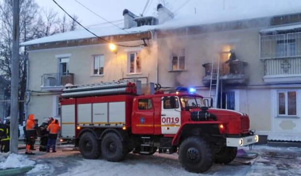 Спасших из огня восьмилетнего мальчика уральцев представят к наградам МЧС России