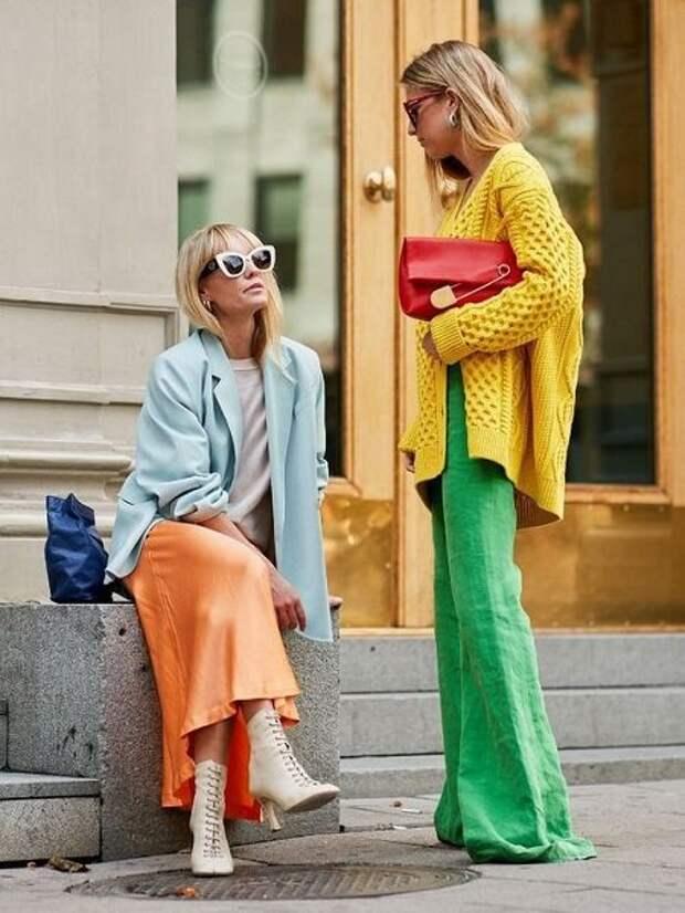 Как цвет одежды влияет на настроение? Что надеть, чтобы почувствовать себя сильнее или наоборот спокойнее?
