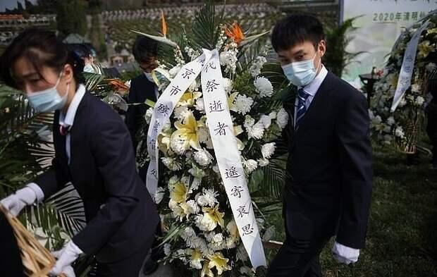 Кремированный китаец через два месяца вернулся домой живым иневредимым
