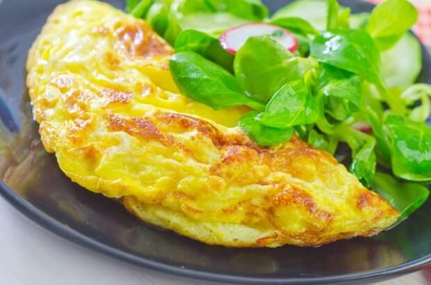 Необычные блюда из яиц