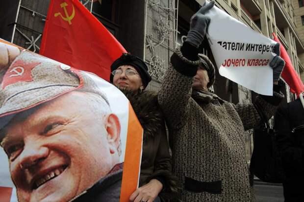 Коммунисты недовольны: Путин сможет рулить, даже если оппозиция возьмет Госдуму