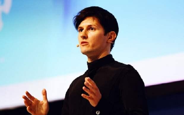 Дуров объявил озакрытии проекта TON