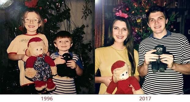 Кажется, улыбка не сменилась  люди, семья