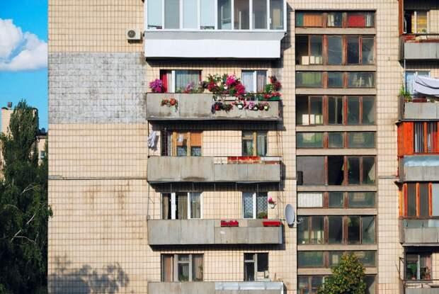 Метатели продуктов из окон домов возмутили жителей Строгина
