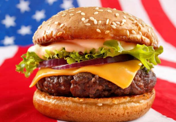 Домашний бургер с американским соусом: пошаговый рецепт