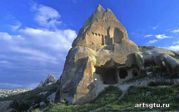 Каппадокия. Деринкую — подземный город в Турции