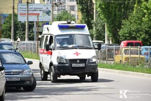 В Симферополе ограбили скорую помощь