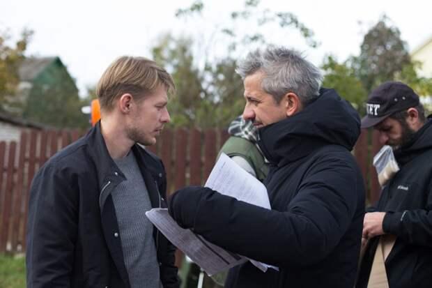 Никита Ефремов рассказал о роли ангарского маньяка в новом сериале Константина Богомолова