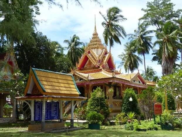 Второй мумифицированный монах на Самуи - отзыв о Wat Kiri Wongkaram, Самуй,  Таиланд - Tripadvisor