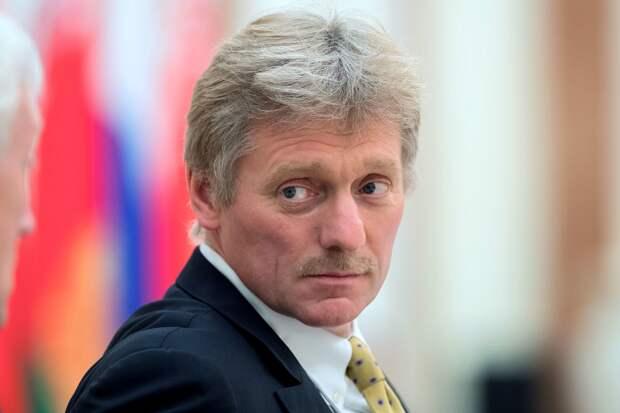 Песков удивился предложению обменять Медведчука на осужденных украинцев