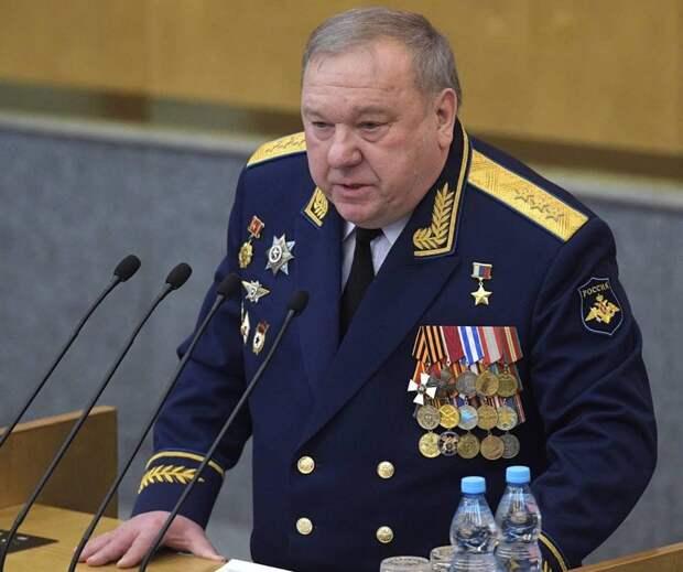 Шаманов: Горбачева надо судить за распад СССР и ослабление армии! Пока он на тот свет не убрался
