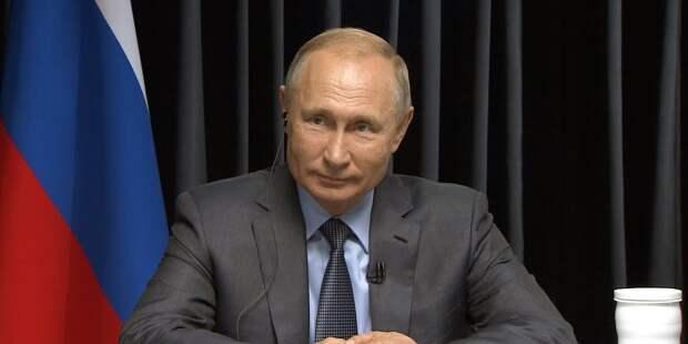 Владимир Путин примет участие в открытии автодороги М11