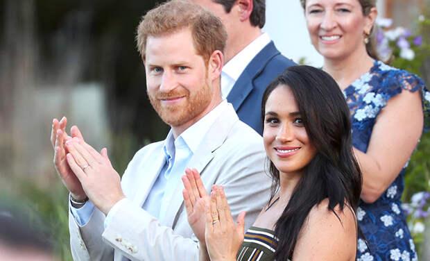 Принц Гарри и Меган Маркл хотят крестить дочь в Великобритании