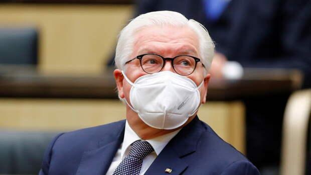 Президент Германии призвал не разрывать связи с Россией, несмотря на позицию Европы по Крыму