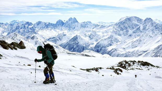 Гид рассказал, что могло привести к гибели пяти альпинистов на Эльбрусе