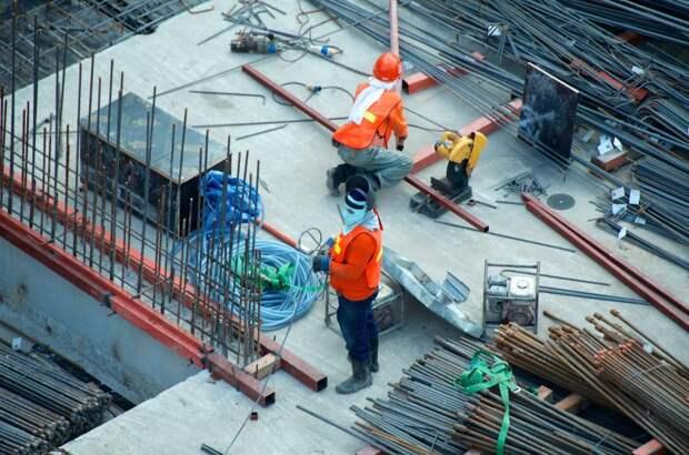 Над платформами будущего вокзального комплекса в Шереметьево смонтируют навес