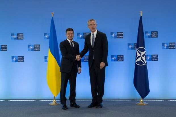 Украина и НАТО проведут учения в Черном море