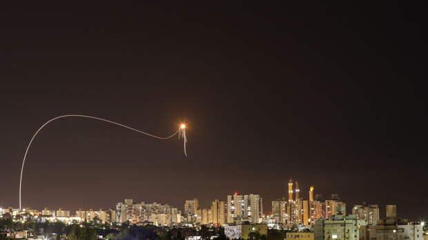 В Израиле сообщили о 3350 выпущенных из Газы ракетах с 10 мая