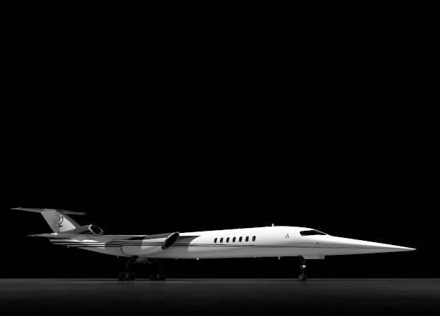 Началось эскизное проектирование сверхзвукового пассажирского самолета AS2