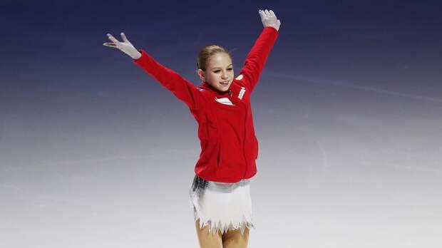 Ягудин: «Если проводить аналогии с хоккеем, то Трусова — это «красная машина»