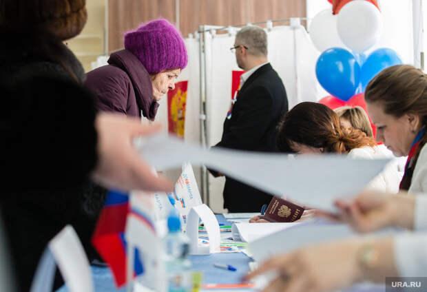Впервый день голосования вХМАО выбор сделал каждый пятый