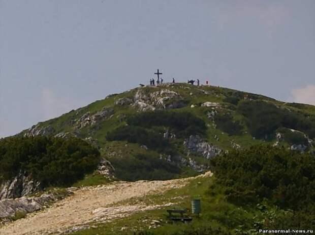 Легенды горы Унтерсберг