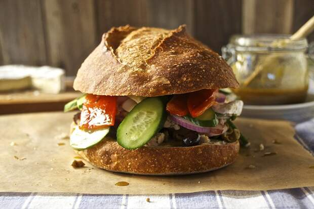 Sandwiches17 Вокруг света с бутербродами