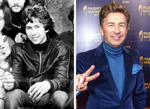 Тогда и сейчас: фотографии российских звёзд, которые были известными уже в 1990-х