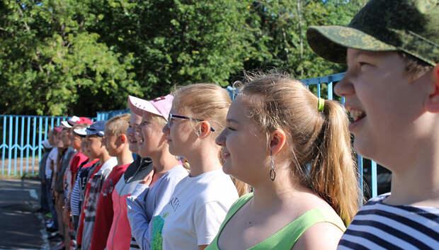 Правоохранители будут проверять детские лагеря в Подмосковье еженедельно