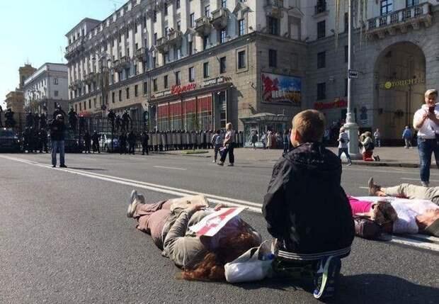 Митинг в Минске. 30.08.2020.