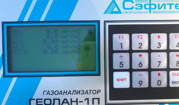 Превышений ПДК загрязнений нет: замеры воздуха вНижнем Тагиле 14апреля