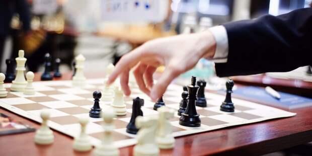 Интеллектуальная битва в шашки и шахматы пройдет в Малом Коптевском проезде