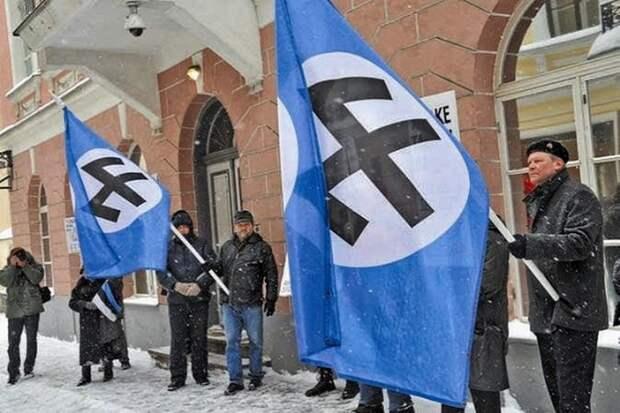 Эстонскому националисту что русский что украинец – все русские