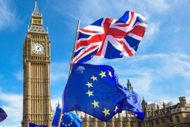 Торговое соглашение ЕС и Британии окончательно вступает в силу 1 мая