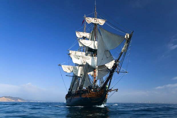 Её Величество солонина Питание на флоте в Эпоху паруса и не только. Часть I.