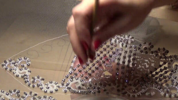Вышивка бисером как средство от депрессии