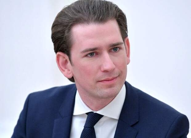 Себастьян Курц снова стал канцлером Австрии